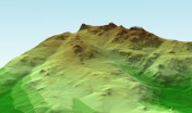 Modello Digitale del Terreno (DTM - SAR)